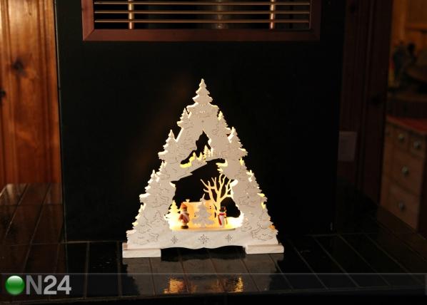 LED küünlajalg Tree AA-55891