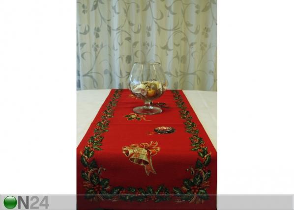 Jõululinik Holly 45x140cm TG-56843
