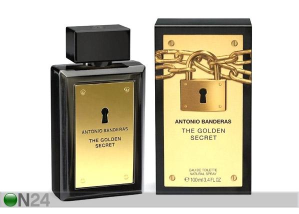 Antonio Banderas The Golden Secret EDT 100ml NP-57025