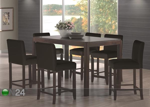 Baarilaud ja toolid Livia BL-57374
