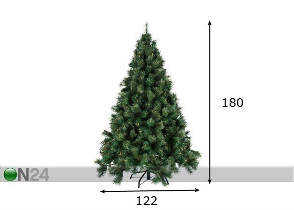 Kunstjõulupuu mänd AA-57382