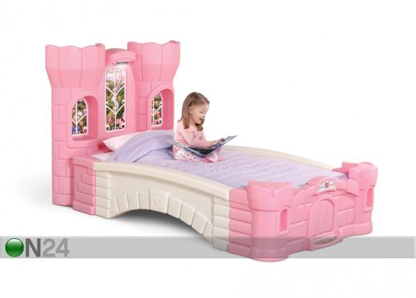 Step2 printsessilossi voodi Princess Palace WB-59223