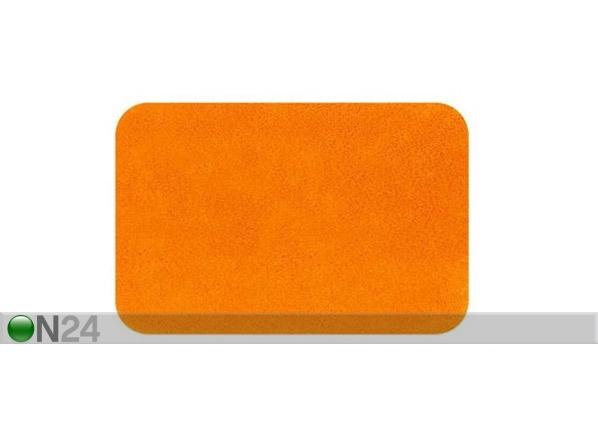 Spirella vaip California oranž 55x65 cm UR-61304