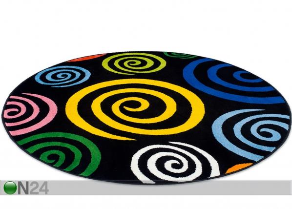 Ümmargune vaip Happy Color Ø160cm AA-61334