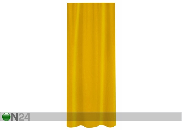 Spirella vannikardin Primo kollane tekstiil UR-61365