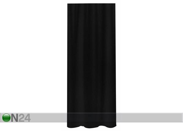 Spirella vannikardin Primo must tekstiil UR-61366