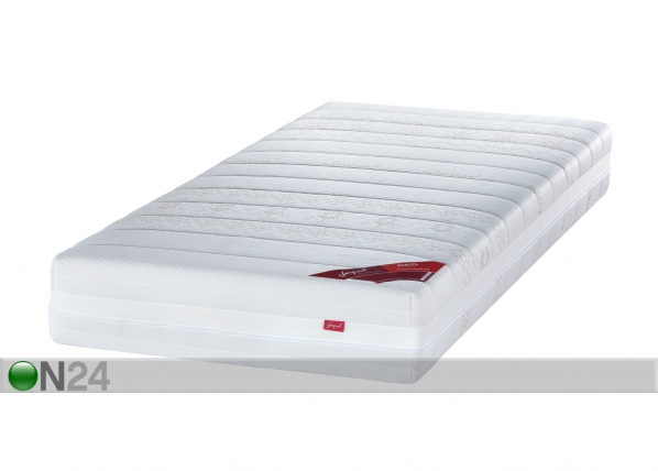 Sleepwell vedrumadrats RED Pocket Memory SW-63282