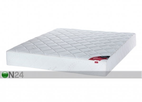 Sleepwell vedrumadrats BLACK multipocket LUX SW-63390