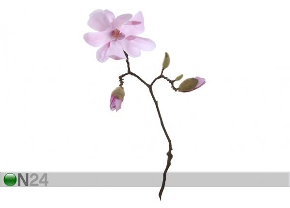 Kunstlill Magnoolia roosa oks 50 cm SH-63568