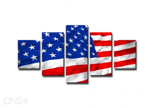 Viieosaline seinapilt USA ED-65524