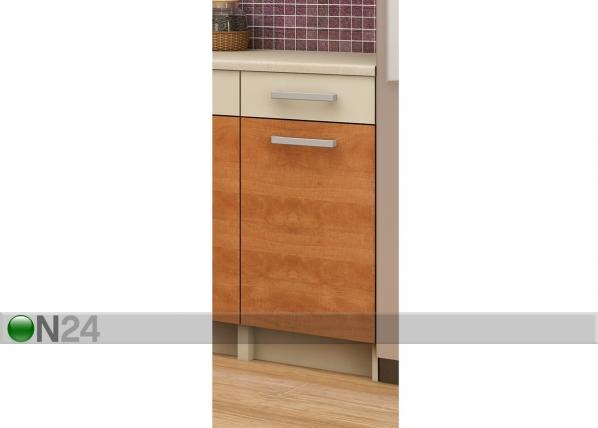 Alumine ühe sahtliga köögikapp 40 cm TF-65833
