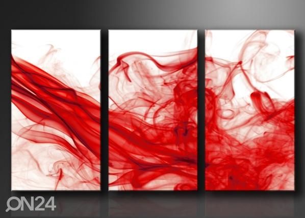 Kolmeosaline seinapilt Suits ED-67573