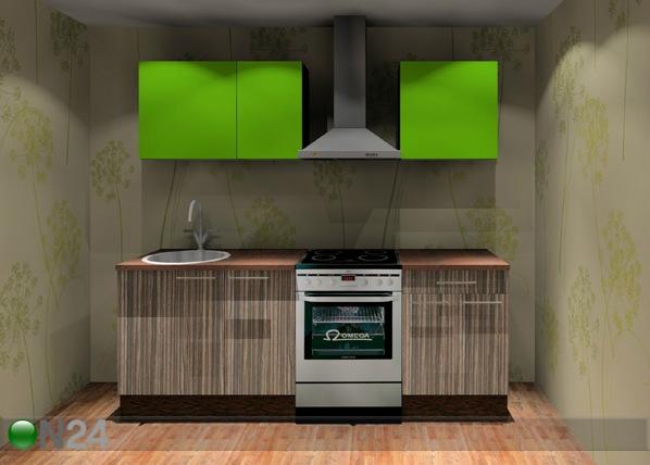 Köök Kaisa 1 Mini 160 cm AR-68149