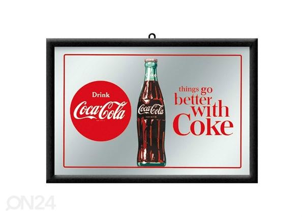 Retro reklaampeegel Drink Coca-Cola SG-68171