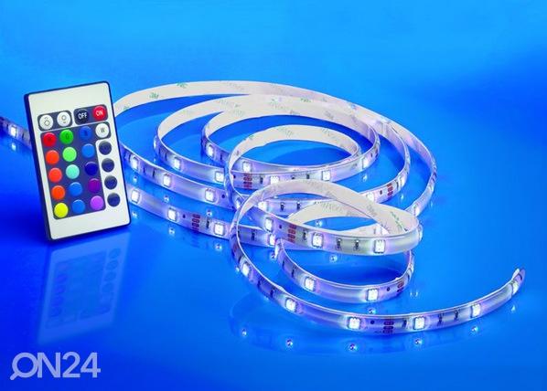 LED-valgusriba 3m RGB puldiga LH-69912