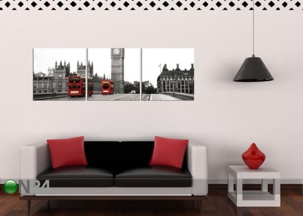 Seinapilt London 60x180 cm QA-72089
