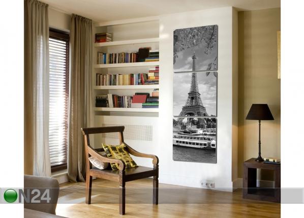 Seinapilt Eiffel 60x180 cm QA-72111