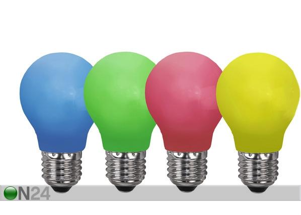 Dekoratiivne plastikust LED-pirn valgusketile AA-73035