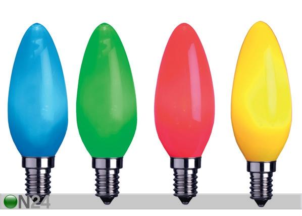 Dekoratiivne plastikust LED-pirn valgusketile AA-73065