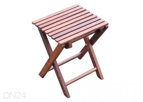 Puidust kokkupandav tool WR-73845