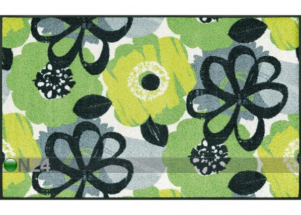 Vaip Bonita green 75x120 cm A5-74124