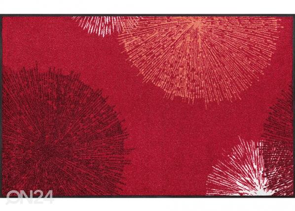 Vaip Firework red A5-74139