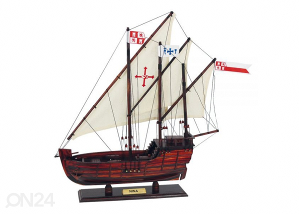 Laevamudel Caravel Nina WR-74918