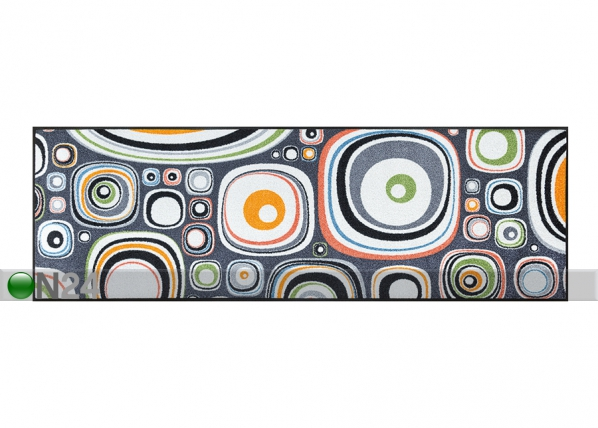 Vaip Bubbles 60x180 cm A5-75113