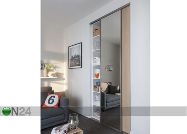Liuguksed Prestige, 1 peegel ja 1 melamiin uks KP-76014