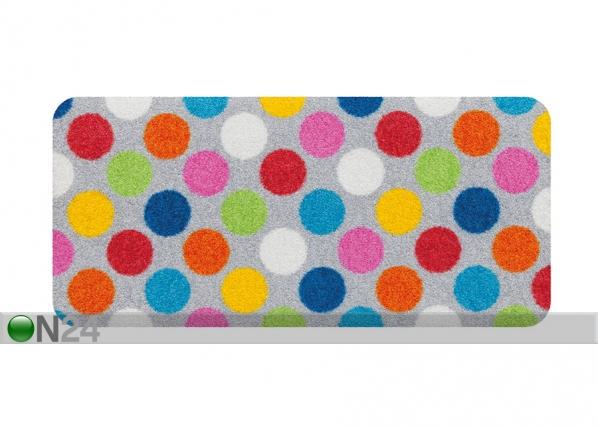 Vaip Dots 30x65 cm A5-77218