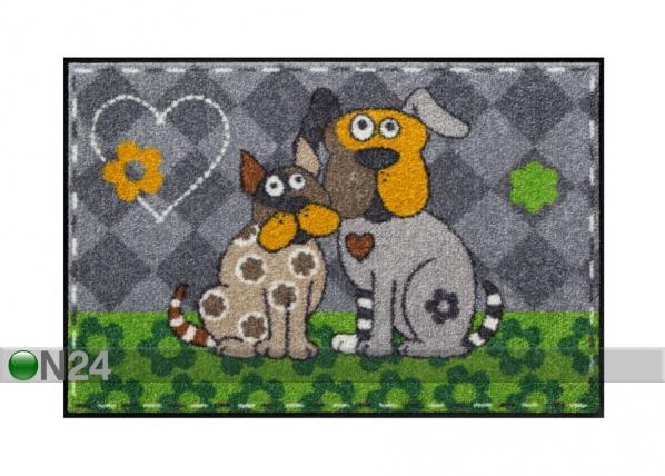 Vaip Beppo & Rufus 50x75 cm A5-77255