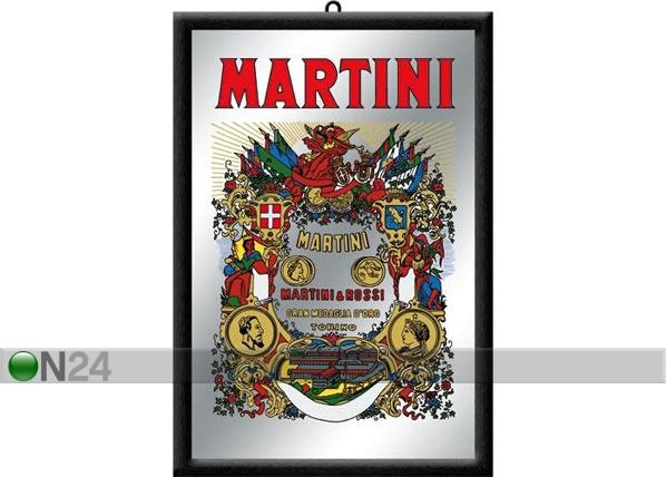 Retro reklaampeegel Martini SG-78403