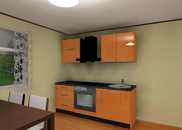 Köök 203 cm AR-79540