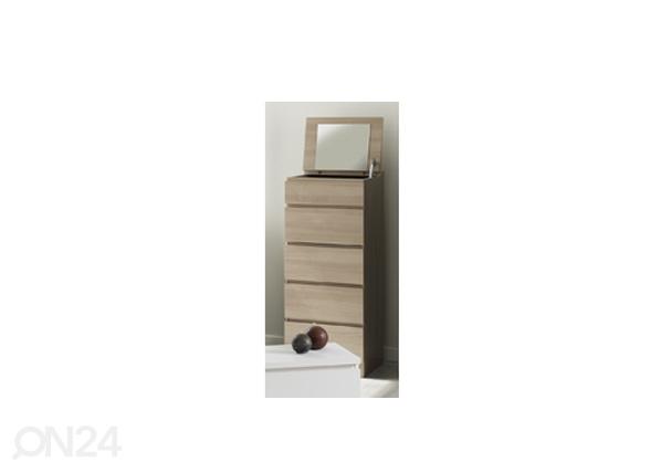 Peegliga kummut Home MA-79694