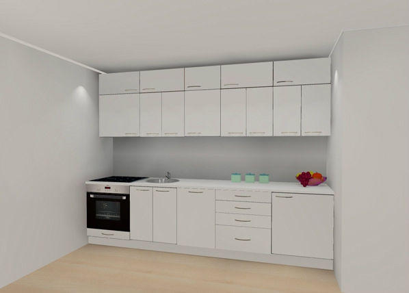 Köök Minna 285 cm AR-79853