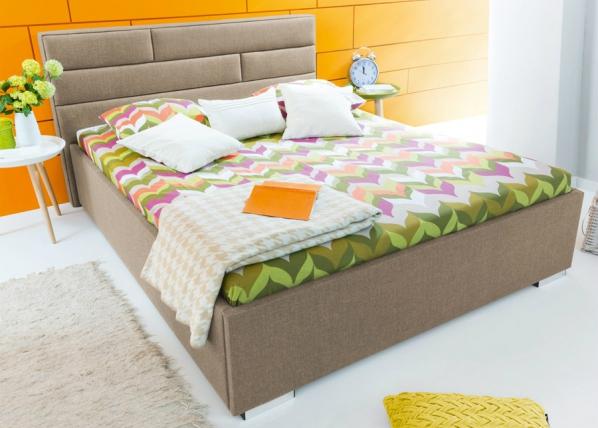 Ülestõstetava põhjaga voodi Kate 140x200 cm TF-80786