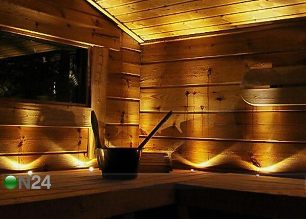 LED saunavalgustite komplekt 12tk LY-81579