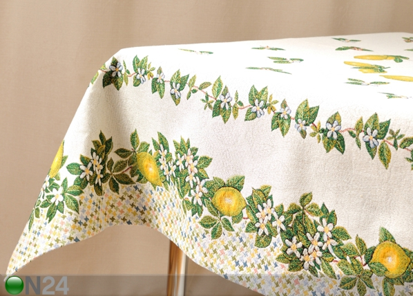 Gobeläänkangast laudlina Lemon Tree 140x140 cm TG-81943