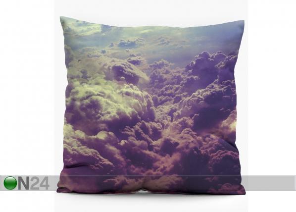 Dekoratiivpadi Violet Clouds 38x38 cm CX-84031