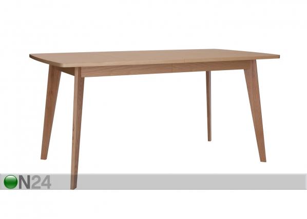 Pikendatav söögilaud Kensal Dining Table Extending 90x160-200 cm WO-84321