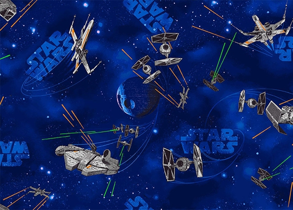 Vaip lastetuppa Star Wars AF-84484