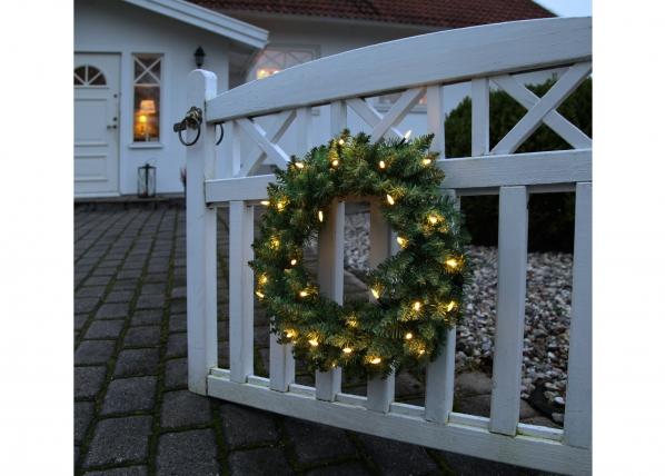 Jõulupärg LED tuledega 90 cm AA-84583