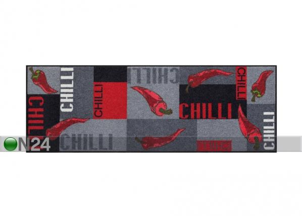 Vaip Grey Chili 60x180 cm A5-84674