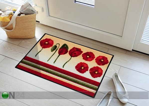 Vaip Dancing Poppies 50x75 cm A5-84709