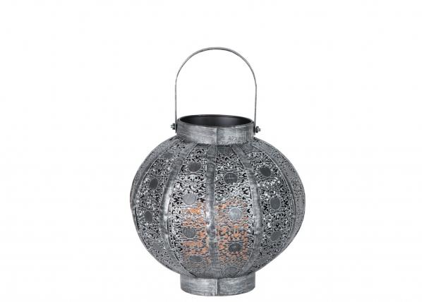 Metallist LED latern Agadir AA-84970