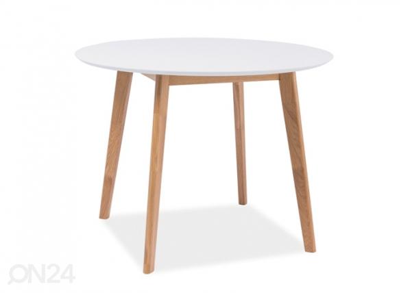 Söögilaud Mosso II Ø 100 cm WS-85208