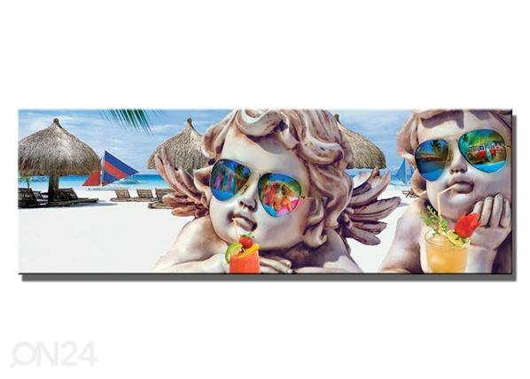 Seinapilt Abstrakt 120x40 cm ED-86152
