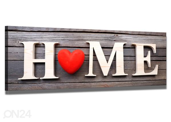 Seinapilt Home 120x40 cm ED-86156