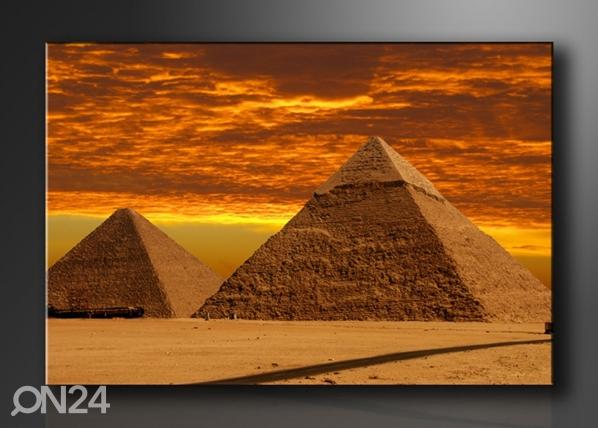 Seinapilt Püramiid 120x80 cm ED-86224