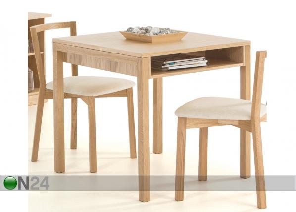 Söögilaud Mayfair Dining Table 80x80 cm WO-86364